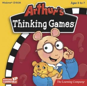 arthurs thinking games